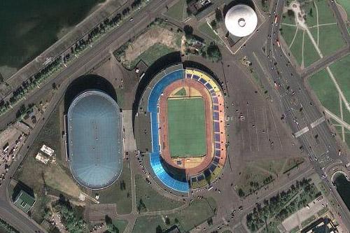 стадиона Центральный г.